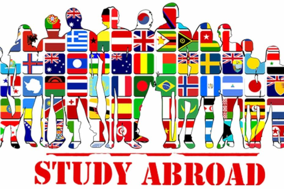 Problems in studying abroad